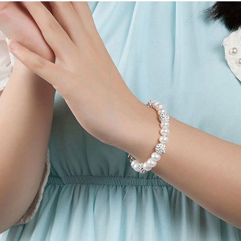 pandora perla bracciale