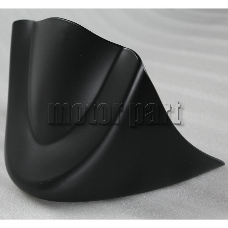 For 2006   2017 Harley Dyna Street Fat Bob FXDB FXDF Super Wide Glide FXDWG Custom FXDC Motorcycle Front Chin Spoiler Fairing-in Covers & Ornamental Mouldings from Automobiles & Motorcycles    1