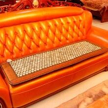 Best Selling Sofa Cushion Nice Bottom Heated Jade Mat Sofa Korea Jade Mattress Heating Massage Mattress/Mat/Pad 1.5*0.5M