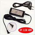 For Samsung A12-040N1A AD-4012 AD-4012NHF AA-PA3N40W Laptop Battery Charger / Ac Adapter 12V 3.33A 40W