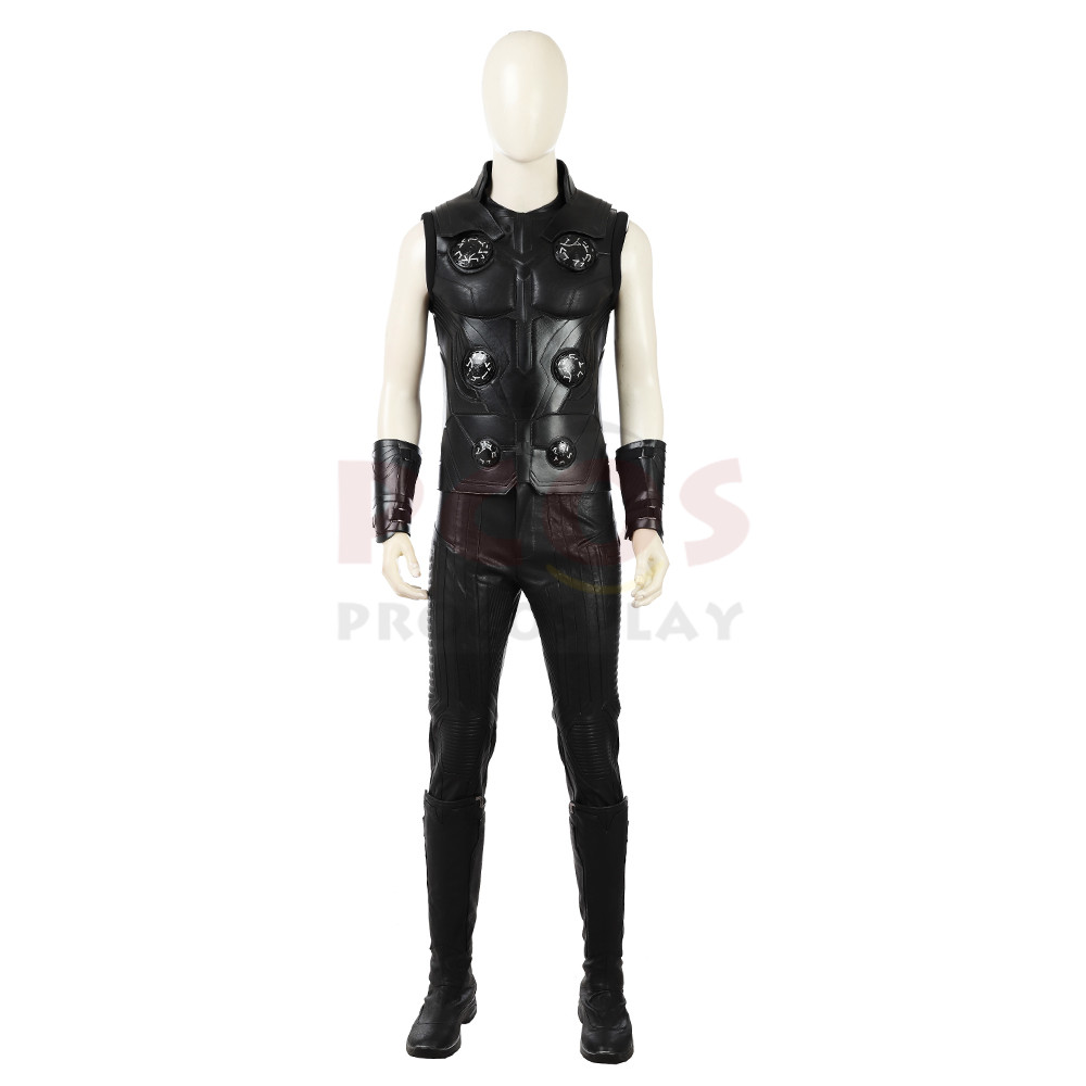 Avengers: Infinity War Thor Thor Odinson Cosplay Costume & Shoes