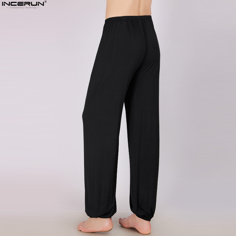 2018 Plus Size 3XL Summer Men Fashion Joggers Sweatpants Soft Breathable Belly Dance Bloomer Harem Casual Pants Loose Fit Unisex