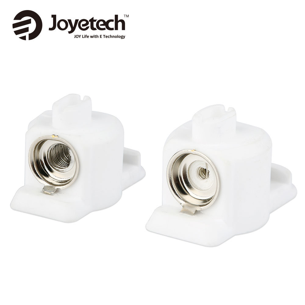 Original Joyetech Atopack Delfín Unidad de 2 ml/6 ml Capacidad JVIC 0.25ohm DL bobina/Bobina para Joyetech Delfín JVIC 1.2ohm 3 MTL Kit