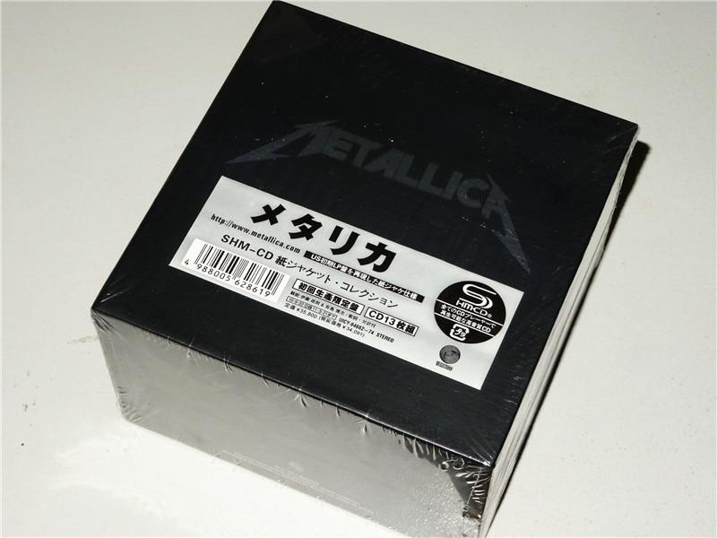 Lourd Métal COMPLÈTE Musique Cd Box Set 13CD JAPON ALBUM Marque Nouvelle Usine scellé la meilleure Qualité sur aliexpress.