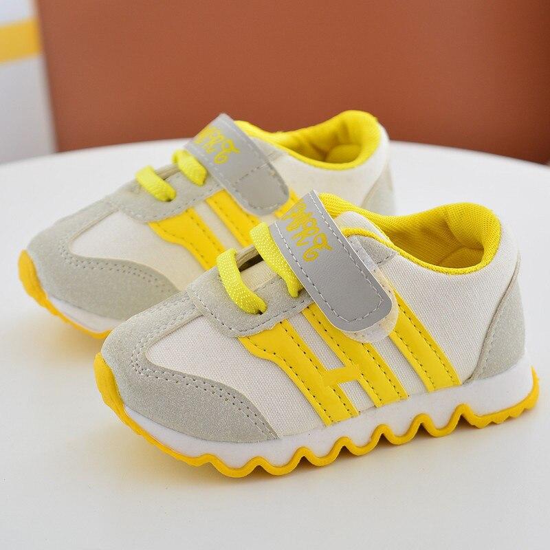 2018 Nowe buty dziecięce dla chłopców Dzieci z Canvas obuwie - Obuwie dziecięce - Zdjęcie 2
