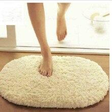 Moderna y sencilla antideslizante puerta alfombra del piso esteras de la moqueta Baño Felpudo dormitorio salón recibidor Cocina antideslizante alfombra