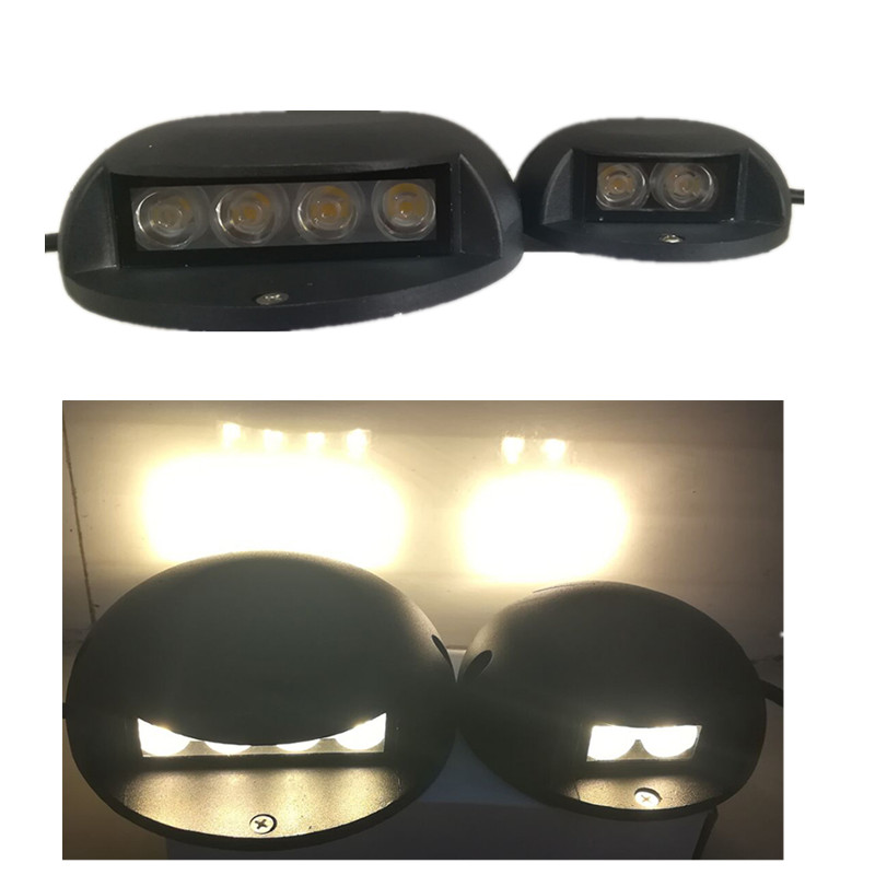 Led Underground Lamps Lights & Lighting Ip68 8w/4w/3w/2w Led Buried Lamp Lighting Outdoor Led Ground Lamps Buried Light Pathway Path Step Stair Wall Garden Yard Lamp Highly Polished