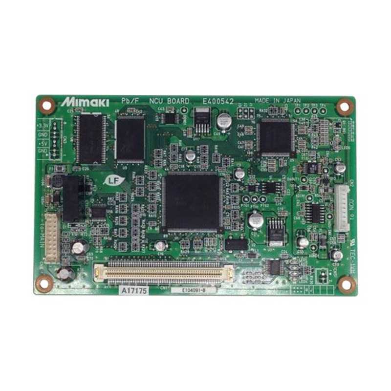 Mimaki JV5 Dot Detection Board - E104091 (Second Hand) power board second hand for original mimaki jv4 printer part