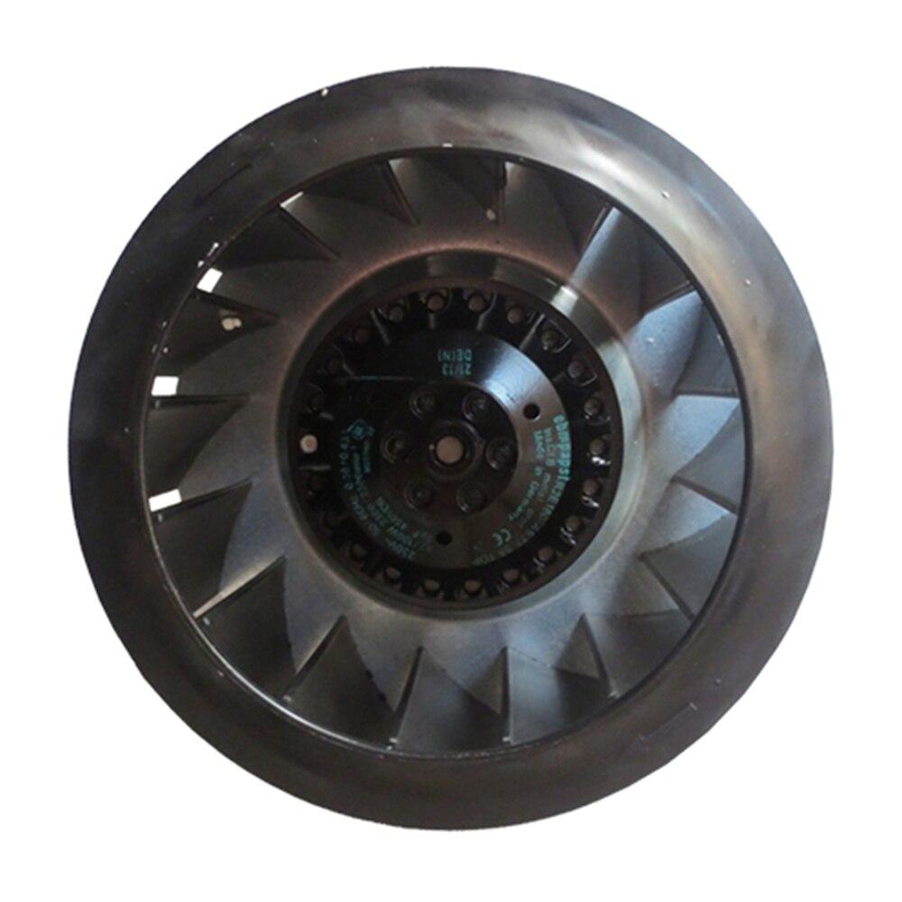 Nouveau ventilateur centrifuge R2E180-AS77-05 allemagne ebmpapst 230V 180mm résistance à la Corrosion à haute température