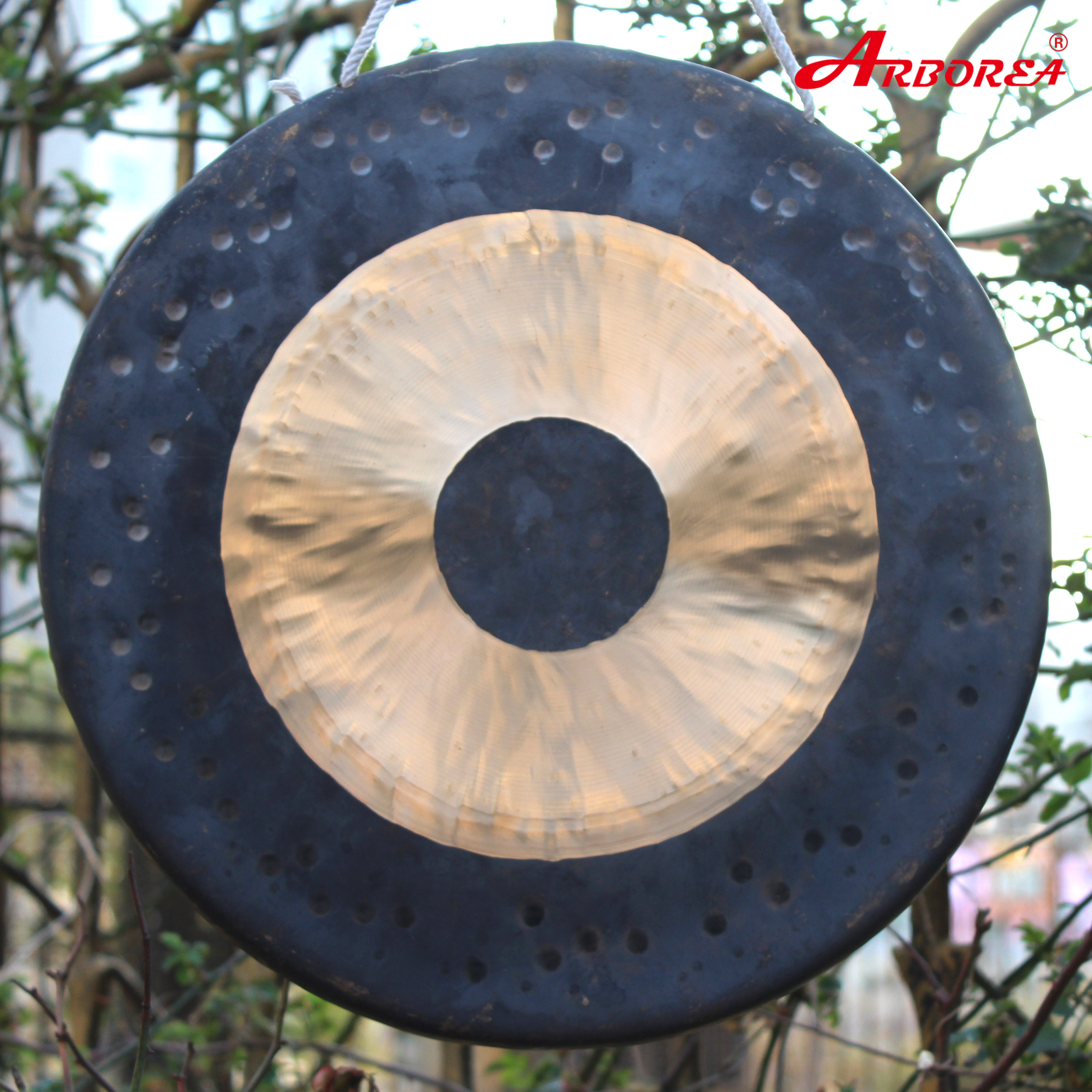 18 Inch 45cm Chau Gong The 100% Handmade Chinese Chao Gong With 1 Free Mallet(without Stand)