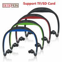 Auriculares deportivos Bluetooth inalámbricos Fone De Ouvido Auriculares Bluetooth micrófono S9 soporte TF/tarjeta SD auricular manos libres