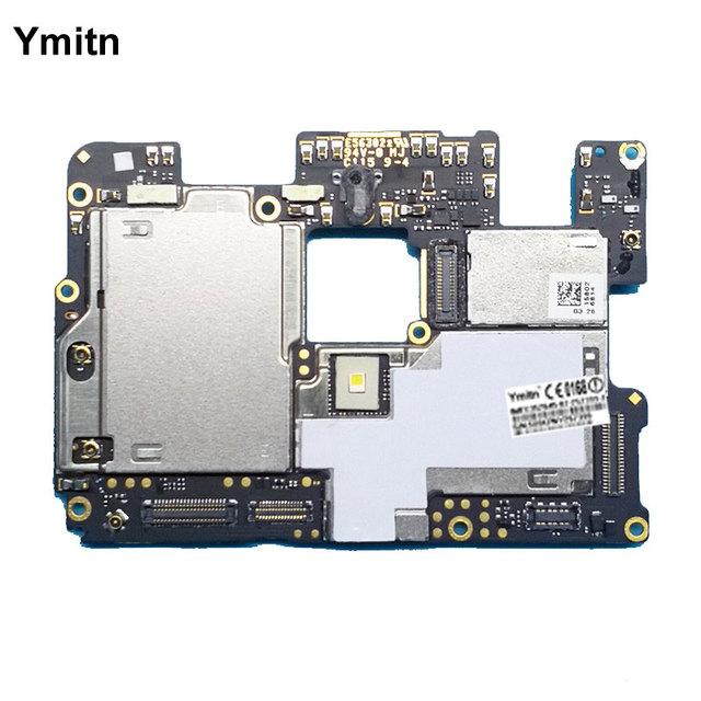 Ymitn Unlocked Main Board Mainboard Motherboard With Chips Circuits Flex Cable For OnePlus 3 OnePlus3 A3000 A3003 64GB
