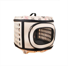 Pet Bag Dog Carriers Shouder Kennels Cages Backpack Messenger Chien Dog Bags Bolsas De Marca Car Seat Carring Puppy Box QQM982
