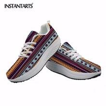 INSTANTARTS/спортивная женская обувь; удобная дышащая обувь для свинга; сетчатая обувь на танкетке; Новогодние декоративные шарики; женская обувь