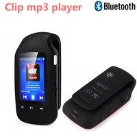 Bluetooth MP3 Player 8GB HOTT 1037 Support Sport Pedometer FM Radio w TF Card Slot 1