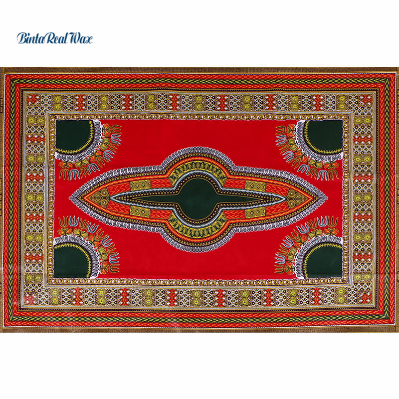 6 Yards 100 Cotton Fabric binta real Wax African Java Wax Print Fabric binta real Wax