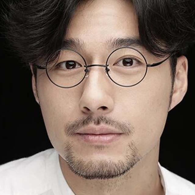 8634247f8e Vintage 42mm Round Eyeglass Frames Spring Hinges Alloy John Lennon HARRY  POTTER Men Women Full Rim. placeholder ...