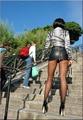 Горячая сексуальная молния микро мини юбка искусственной кожи юбка плотный хип тонкий высокая талия с поясом карандаш пакет бедра юбка клубные FX017
