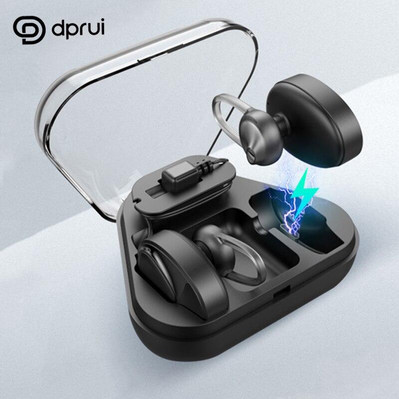 ביותר תחרותי ספורט אוזניות עם תשלום תיבת TWS Bluetooth סטריאו תרמילי אוזן Bluetooth אפרכסת אלחוטי אוזניות