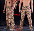 Calças táticas TAD Archon IX7 Ao Ar Livre Militares Homens Da Cidade Primavera Esportivos Calças Da Carga Calças de Combate Camuflagem Do Exército