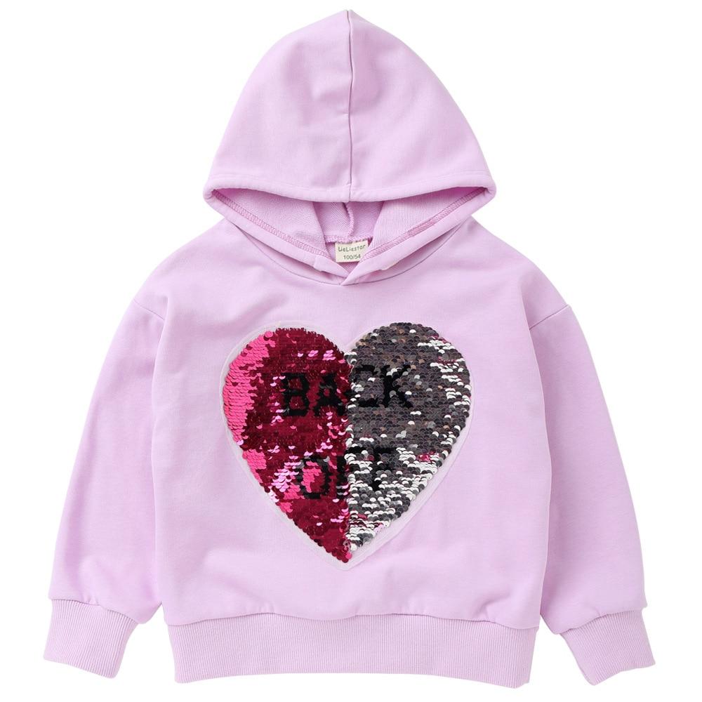 여자 까마귀 가을과 겨울 새로운 패션 스웨터-긴팔 사랑 스팽글 스웨터 풀오버 캐주얼 따뜻한 코튼 탑 의류