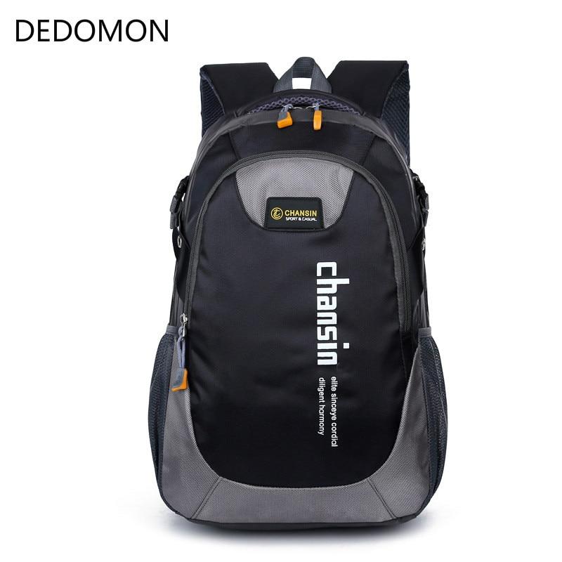 Outdoor Backpack 30L Waterproof Unisex Nylon Travel Bags Camping Hiking Climbing Backpacks Waterproof Rucksack Sport bag цена