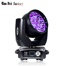 led wash zoom 19x15w rgbw moving head light zoom moving head new moving head wash light