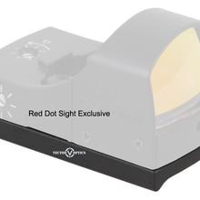 Векторная Оптика Сфинкс дух Красный точка зрения пистолет заднего крепления для GLOCK 17 19 SIG SAUER Беретта Спрингфилд XD S& W M& P HK USP 1911