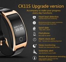 Мода 2017 г. CK11S Смарт-часы браслет Лидер продаж артериального давления монитор сердечного ритма шагомер фитнес приятно смарт-браслеты