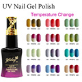 1Pcs color Temperature changing nail polish 15ml uv gel color varnish 36 pigment optional gelpolish