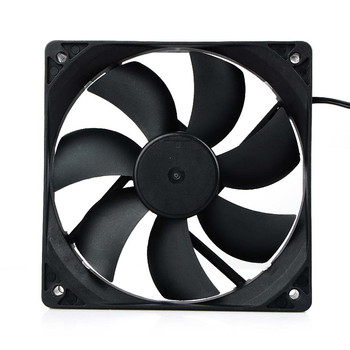 Portable 120x120mm Computer Cooler Fan 12V 12CM 120MM PC CPU Cooling Cooler Fan Drop Shipping free shipping cpu e52186 n455 new computer notebook cpu chip page 5