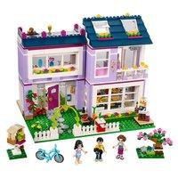 BELA 10541 Friends Series Emma S House Building Blocks Classic For Girl Kids Model Toys Marvel