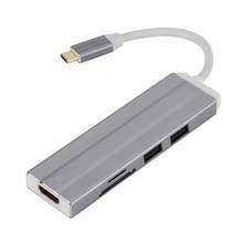 USB 3.0 Hub Adapter Cable Home Audio Video Charging Card Rea