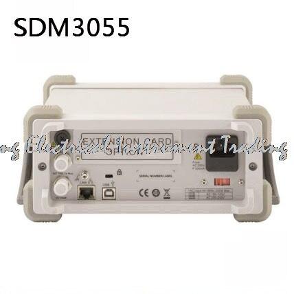 Chegada rápida SIGLENT SDM3055/SDM3055A Dual-Display Digital Multímetros 4.3-polegada TFT-LCD Tela Dispaly
