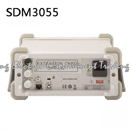 Fast arrival SIGLENT SDM3055/SDM3055A Dual-Display Digital Multimeters 4.3-inch TFT-LCD Screen Dispaly