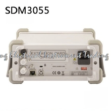 Быстрое прибытие SIGLENT SDM3055/SDM3055A Dual-display Цифровые мультиметры 4,3-дюймовый экран экрана TFT-LCD