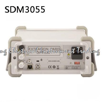 Rápido llegada SIGLENT SDM3055/SDM3055A pantalla Dual multímetros digitales de 4,3 pulgadas TFT-LCD pantalla