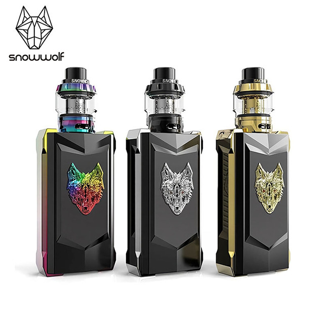 original pre sale snowwolf mfeng tc starter kit mfeng limited