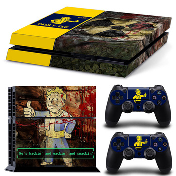 Profession Games Accessories Decal Cover For Sony Playstation 4 Slim Console Controllers PS4 PS 4 S Skin Sticker