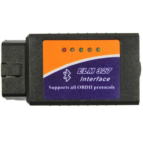 OBD2 Elm327 Bluetooth V2.1 ULME 327 Code Reader OBD 2/OBD II Auto Auto Diagnose Werkzeug Scanner OBDII Unterstützung android Telefon