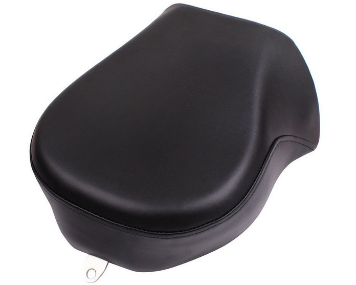Motorcycle accessories Rear Pillion Passenger Seat cushion For 2007-2015 Harley Sportster 883C 883 883N XL1200 цена