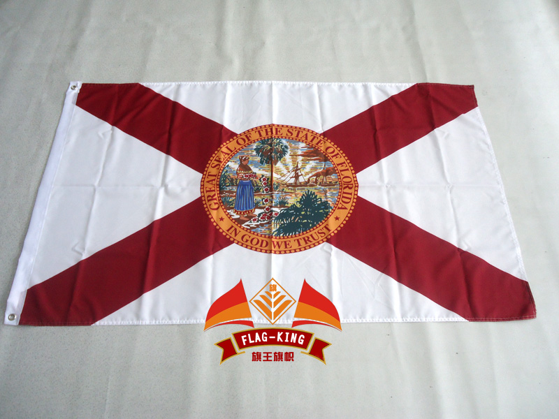 Florida Flag United States of America hot sell goods 3X5FT 150X90CM Banner image