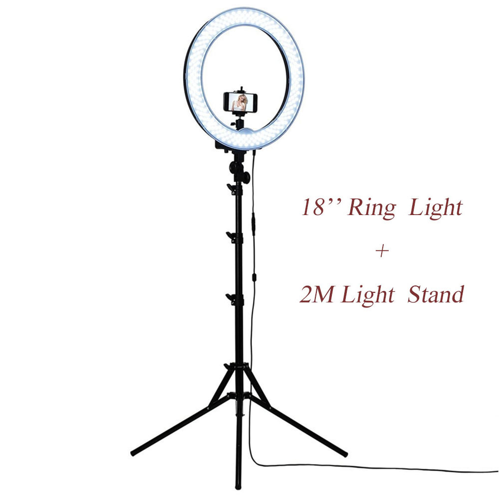 18\'\' Ring light