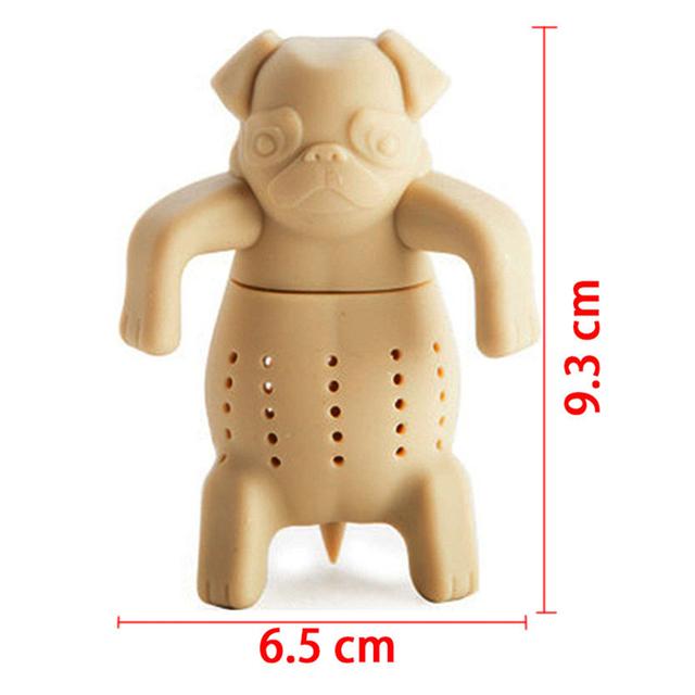Portable Dog Tea Strainers