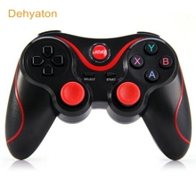 Unique T3 Wi-fi Bluetooth Gamepad Distant Management Joystick PC Sport Controller for Smartphone/Pill PK S3 Controller package deal