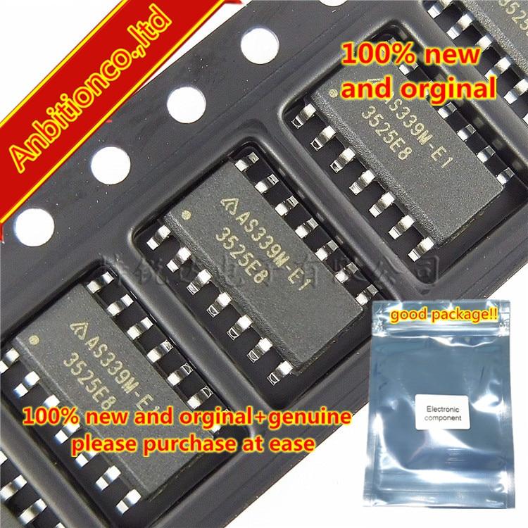 Cep telefonları ve Telekomünikasyon Ürünleri'ten Cep Telefonu Aksesuar Demetleri'de 10 adet 100% yeni ve orijinal AS339MTR E1 AS339M E1 SOP 14 stokta title=