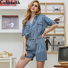 Fashion Playsuit Jumpsuits Loose