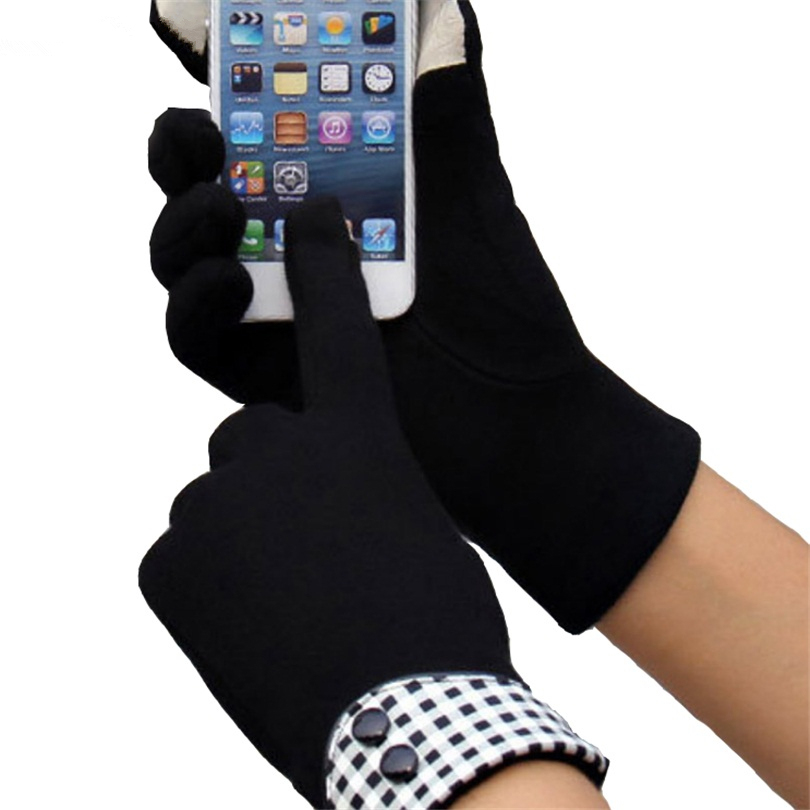 Gloves Female Winter Touched screen s
