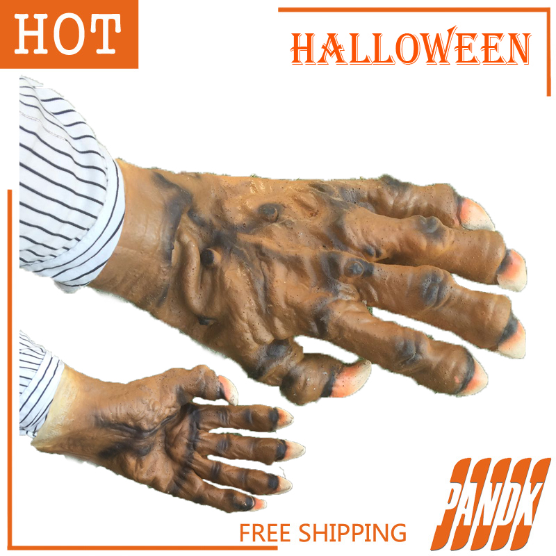 aliexpresscom buy halloween props party arms severed arm halloween decorations cut off hand spoof realistic prosthetic hand free shipping from reliable