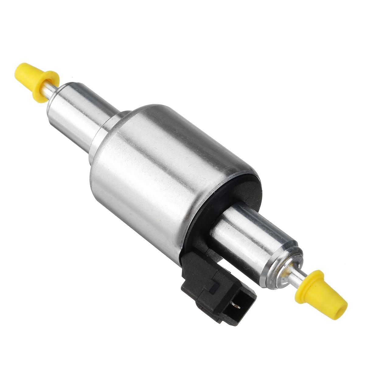 2 trous 5L réservoir pompe à carburant filtre à huile buse ensemble pour bricolage 12 V Diesel réchauffeur d'air Thermostat voiture chauffage accessoires partie livraison directe - 4